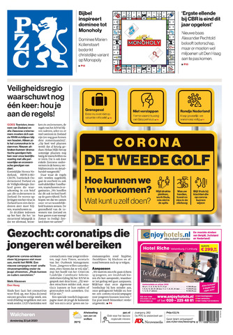 Provinciale Zeeuwse Courant 2020-07-23