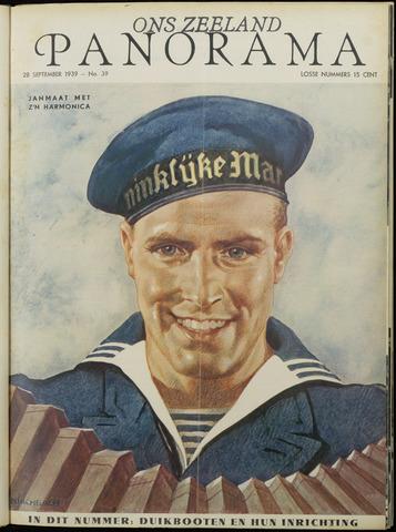 Ons Zeeland / Zeeuwsche editie 1939-09-28