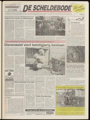 Scheldebode 1993-08-11