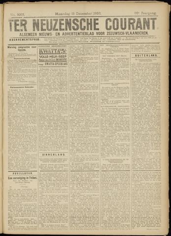 Ter Neuzensche Courant. Algemeen Nieuws- en Advertentieblad voor Zeeuwsch-Vlaanderen / Neuzensche Courant ... (idem) / (Algemeen) nieuws en advertentieblad voor Zeeuwsch-Vlaanderen 1926-12-13