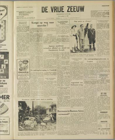 de Vrije Zeeuw 1960-06-09