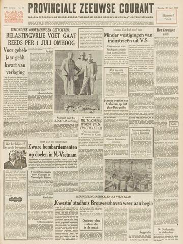 Provinciale Zeeuwse Courant 1965-04-24