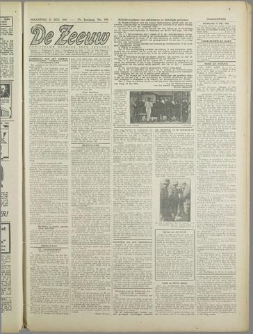 De Zeeuw. Christelijk-historisch nieuwsblad voor Zeeland 1943-05-17
