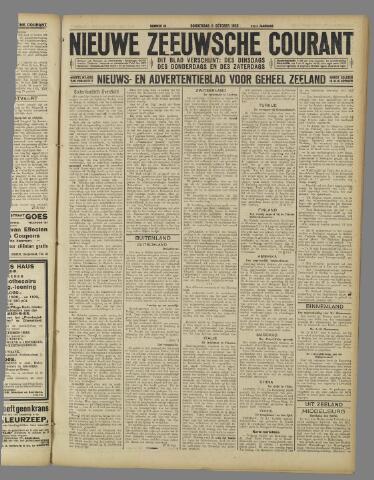 Nieuwe Zeeuwsche Courant 1925-10-08