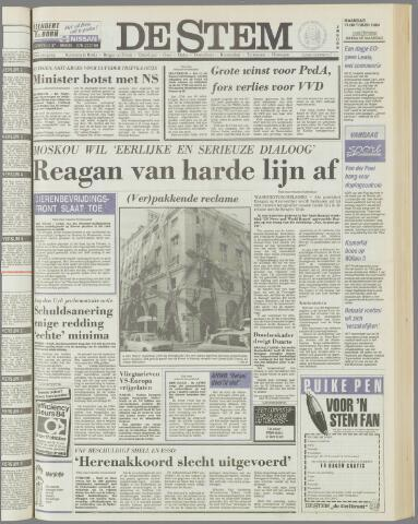 de Stem 1984-10-15