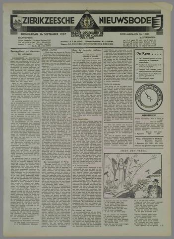 Zierikzeesche Nieuwsbode 1937-09-16