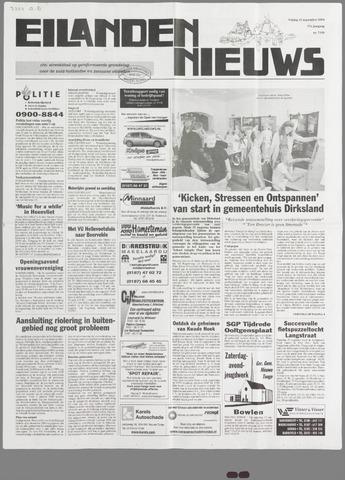 Eilanden-nieuws. Christelijk streekblad op gereformeerde grondslag 2004-09-10