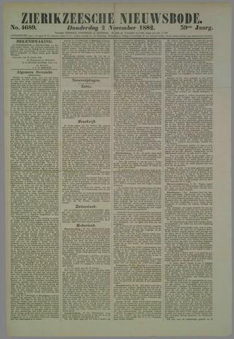 Zierikzeesche Nieuwsbode 1882-11-02