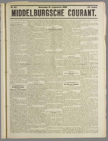 Middelburgsche Courant 1925-08-31