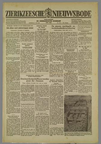 Zierikzeesche Nieuwsbode 1952-07-03