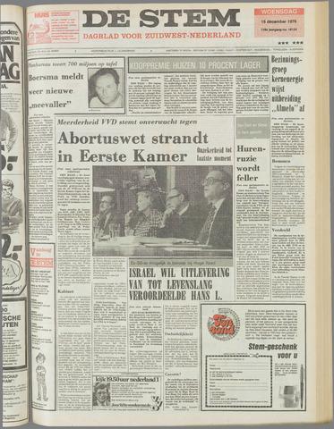 de Stem 1976-12-15