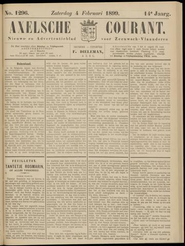 Axelsche Courant 1899-02-04