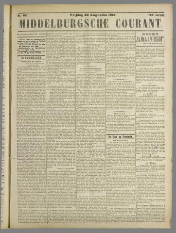 Middelburgsche Courant 1919-08-22