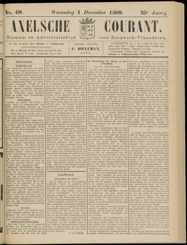 Axelsche Courant 1909-12-01