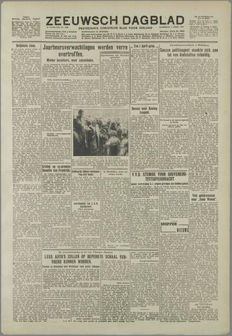 Zeeuwsch Dagblad 1950-04-01