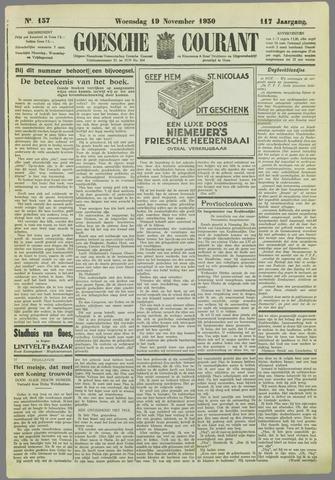 Goessche Courant 1930-11-19
