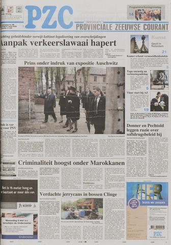Provinciale Zeeuwse Courant 2005-04-27