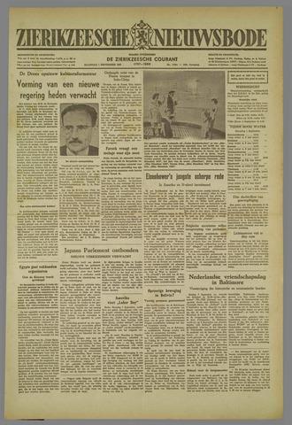 Zierikzeesche Nieuwsbode 1952-09-01