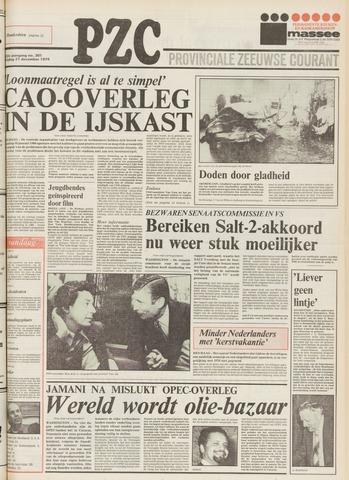 Provinciale Zeeuwse Courant 1979-12-21