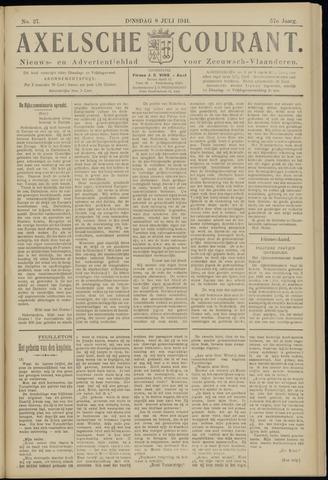 Axelsche Courant 1941-07-08