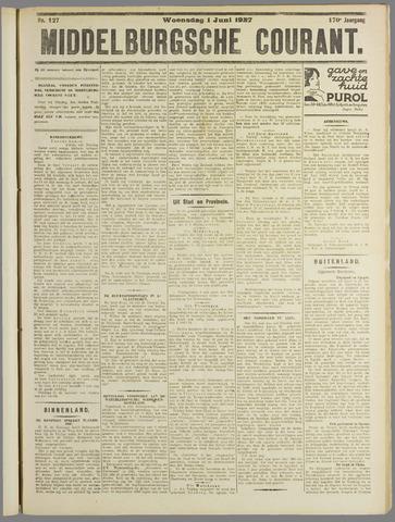Middelburgsche Courant 1927-06-01