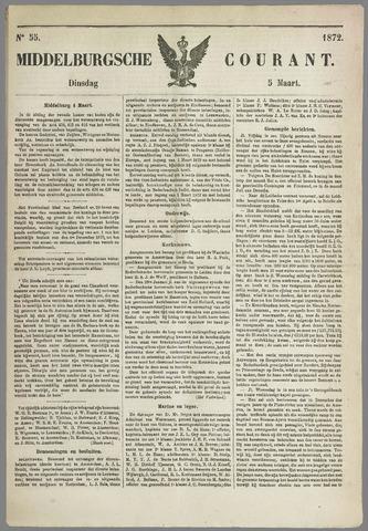 Middelburgsche Courant 1872-03-05