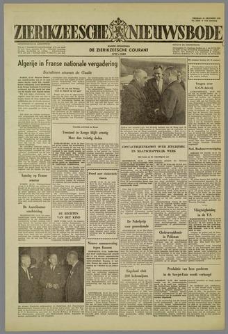 Zierikzeesche Nieuwsbode 1959-10-16