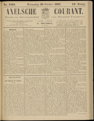Axelsche Courant 1897-10-20