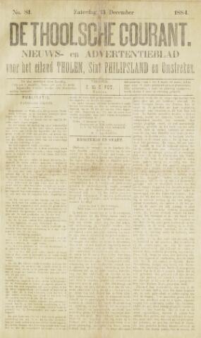 Ierseksche en Thoolsche Courant 1884-12-13