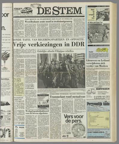 de Stem 1989-12-08
