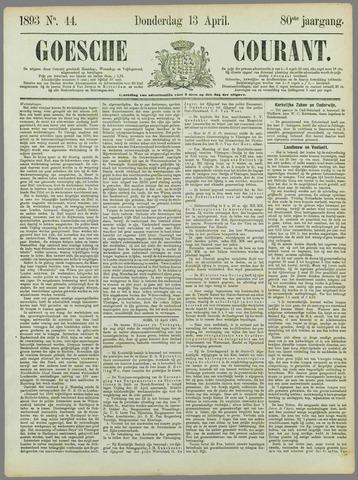 Goessche Courant 1893-04-13