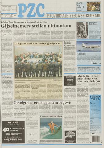 Provinciale Zeeuwse Courant 1996-12-21