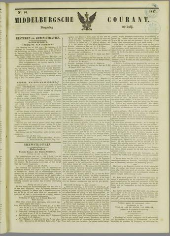 Middelburgsche Courant 1847-07-20