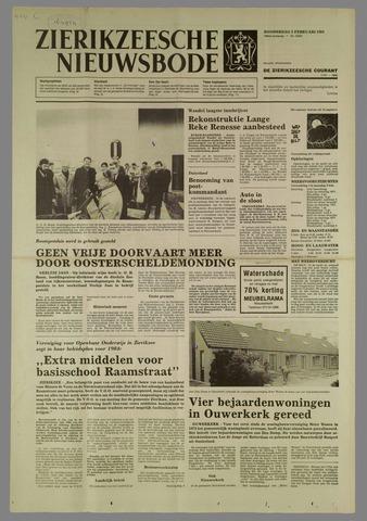 Zierikzeesche Nieuwsbode 1984-02-02