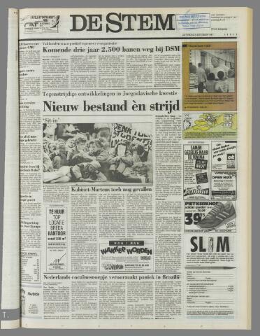 de Stem 1991-10-05