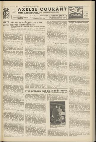 Axelsche Courant 1957-03-02