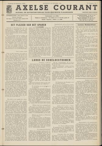 Axelsche Courant 1960-10-29