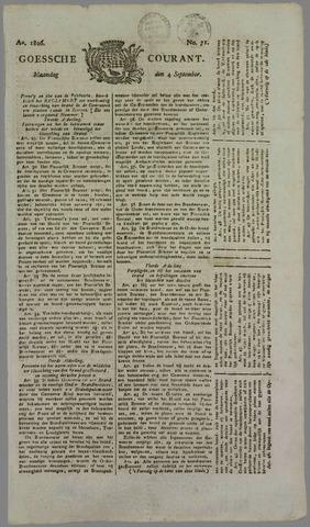 Goessche Courant 1826-09-04