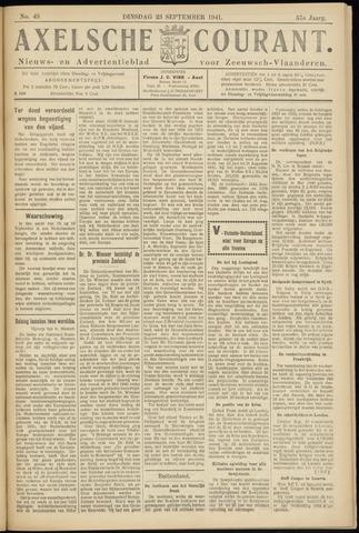 Axelsche Courant 1941-09-23