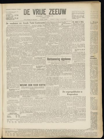 de Vrije Zeeuw 1949-11-03