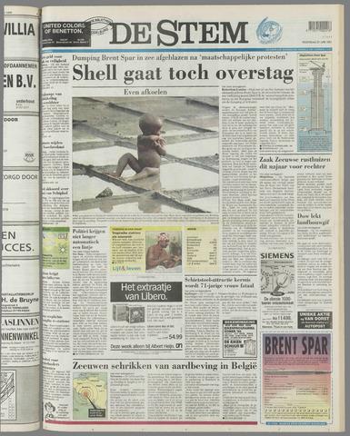 de Stem 1995-06-21
