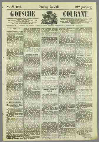 Goessche Courant 1912-07-23