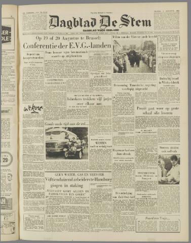 de Stem 1954-08-06