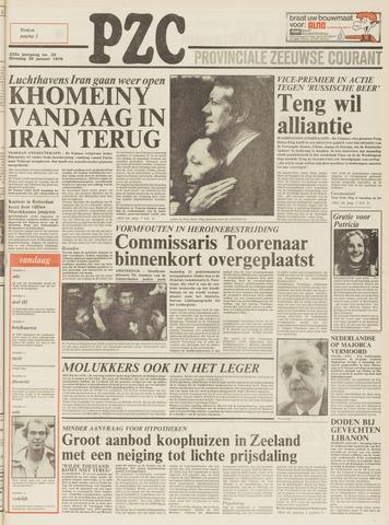 Provinciale Zeeuwse Courant 1979-01-30
