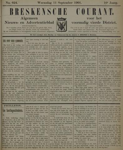 Breskensche Courant 1901-09-11