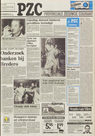 Provinciale Zeeuwse Courant 1987-03-26