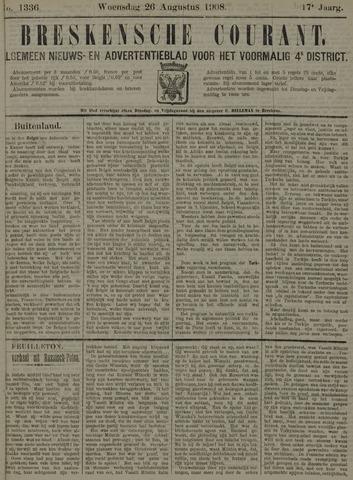 Breskensche Courant 1908-08-26
