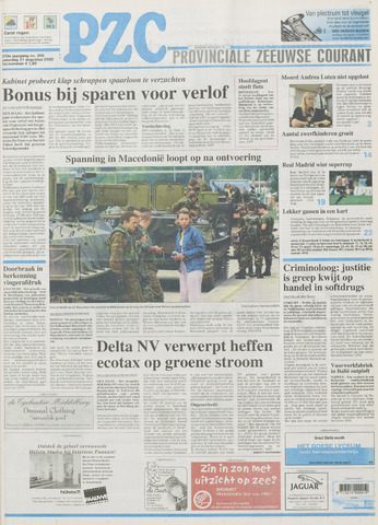 Provinciale Zeeuwse Courant 2002-08-31