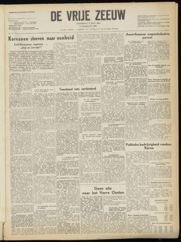 de Vrije Zeeuw 1950-07-08