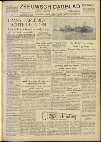 Zeeuwsch Dagblad 1954-10-13